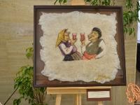 25.03.2018 - Картини от вълна (плъсти) с Чудомирови герои на Дима Кирякова