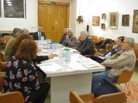 30.03.2019 - Национална кръгла маса по проблемите на фолклора, с участието на ръководители на художествени състави, представители на Съюза на музикалните и танцови дейци в България и на Министерство на културата