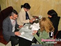 """27.03.2012 - """"Женитба"""" от Н.В. Гогол, ТПЦ"""" Йордан Йовков"""", Добрич"""