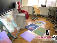 28.03.2012 - Творческо ателие в града на Чудомир